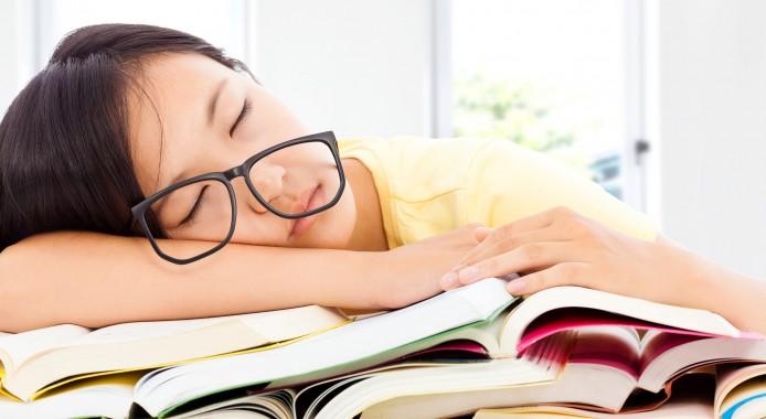 Enkele tips over eten tijdens de examens